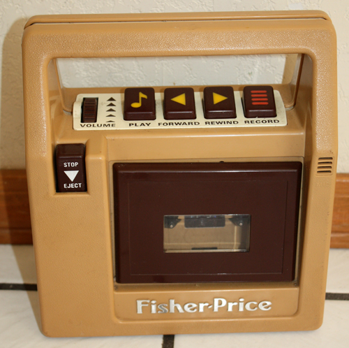 fisher-price-tape-recorder