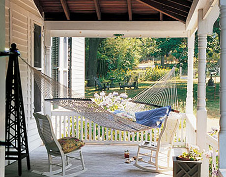 Porch via country living 2